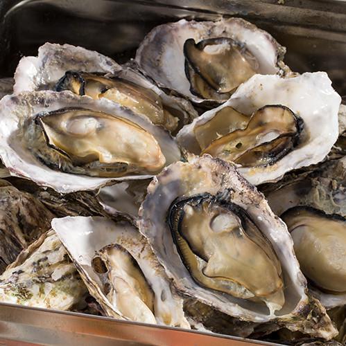 牡蠣のカンカン焼き(ナイフ・軍手付き)