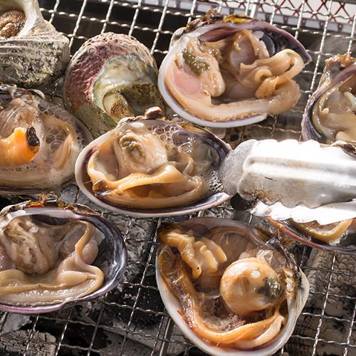 たっぷり貝だけ海鮮BBQセット