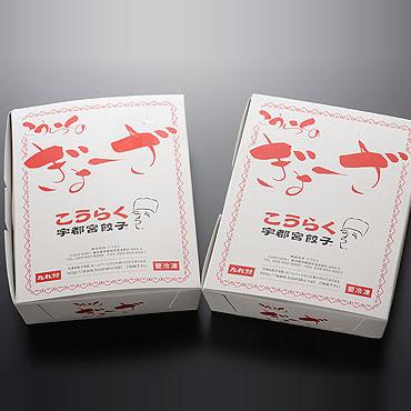 宇都宮・幸楽(こうらく)冷凍生餃子10人前(60個) の商品画像