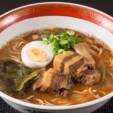 熊本桂花ラーメン 贅沢太肉麺(4食入り)