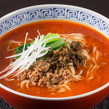 濃厚汁あり担担麺(3食入)