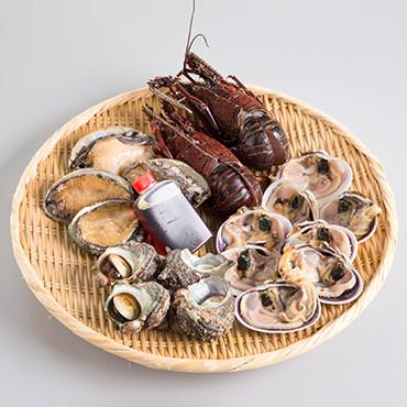 伊勢の幸 豪華BBQセット の商品画像
