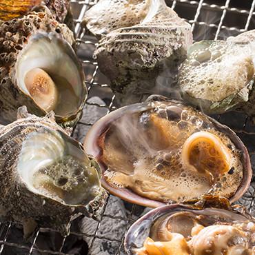 たっぷり貝だけ海鮮BBQセット の商品画像