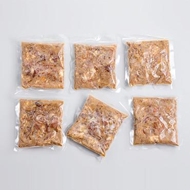 大阪名物 どて焼き(6食セット) の商品画像