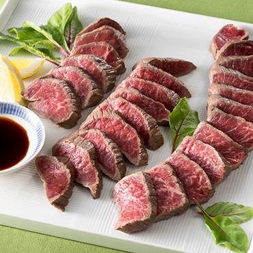 熟成牛肉あぶり和牛