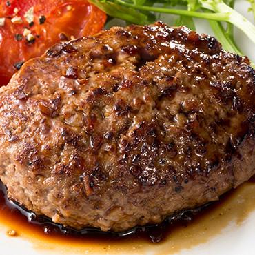 熟成牛ハンバーグステーキ の商品画像