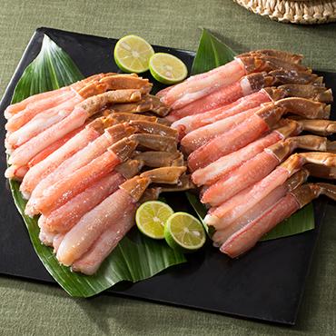生ずわい蟹むき身(1kg)