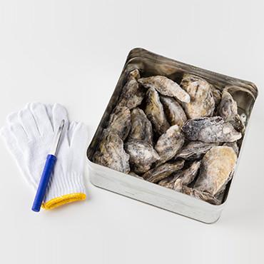 牡蠣のカンカン焼き の商品画像