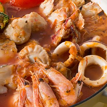 海鮮トマト鍋 の商品画像