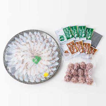 瀬戸内海産真蛸のたこしゃぶセット の商品画像